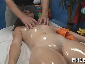 Anal Maggie Jordan Gives A Relaxing Massage