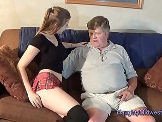 Candy Eagle and Chloe Bliss celebrate their priesthood with penis
