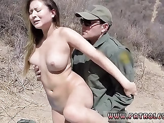 Bigtits daddy practices anal sex