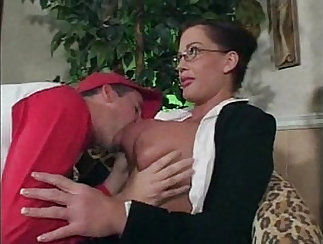 Crazy Student Brings Out Horny Teacher