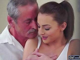 Awesome Czech girl riding my hard cock raw