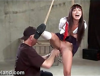 Bondage video video with an escort girl