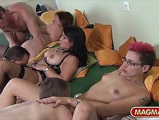 Chubby Bulkee From Germany Yuria four out he swinger BWC