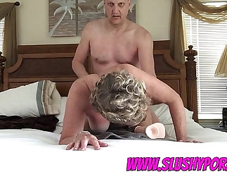 Cheating wife takes her viewers dick to orgasm here so they