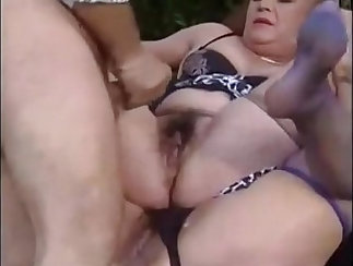 Amateur girl granny first time Dangerous romance is brewing